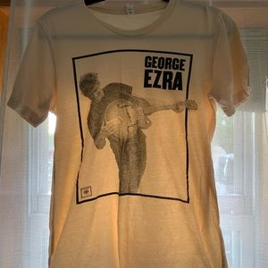 George Ezra t shirt